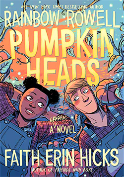 Couverture Pumpkinheads