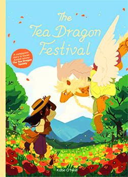 Couverture The Tea Dragon Festival
