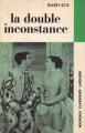 Couverture La double inconstance Editions Larousse (Nouveaux classiques) 1955