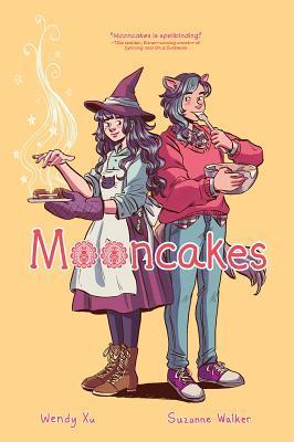 Couverture Mooncakes