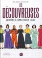Couverture Les Découvreuses : 20 destins de femmes pour la science Editions 21g 2019