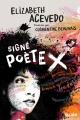 Couverture Signé Poète X Editions Nathan 2019