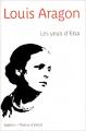 Couverture Les Yeux d'Elsa Editions Seghers (Poésies d'abord) 2012