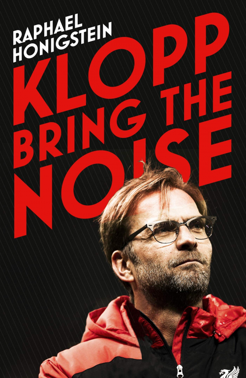 Couverture Klopp: Bring the Noise