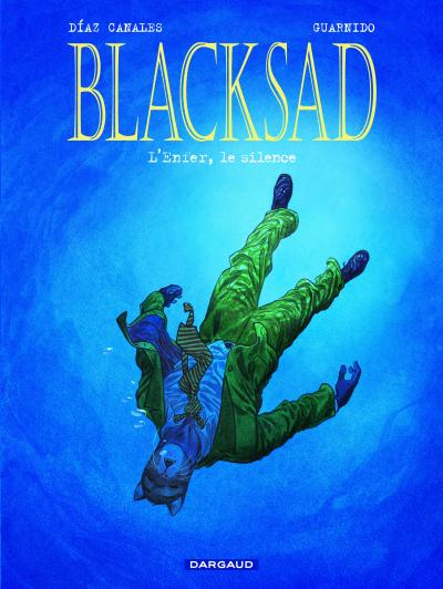 Couverture Blacksad, tome 4 : L'Enfer, le silence