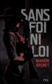 Couverture Sans foi ni loi Editions Pocket (Jeunesse) 2019