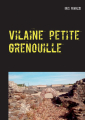 Couverture Vilaine petite grenouille Editions Books on demand 2018