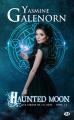 Couverture Les Soeurs de la lune, tome 13 : Haunted Moon Editions Milady (Bit-lit) 2019