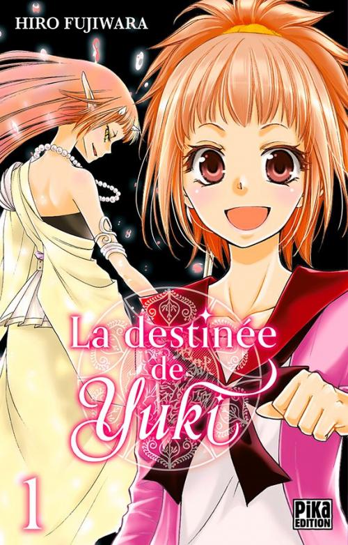 Couverture La destinée de Yuki, tome 1