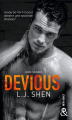 Couverture Sinners, tome 2 : Devious Editions Harlequin (&H - Poche) 2019