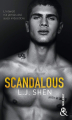 Couverture Sinners, tome 3 : Scandalous Editions Harlequin (&H - Poche) 2019