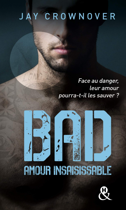 Couverture Bad, tome 5 : Amour insaisissable