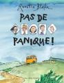 Couverture Pas de panique ! Editions Gallimard  2015