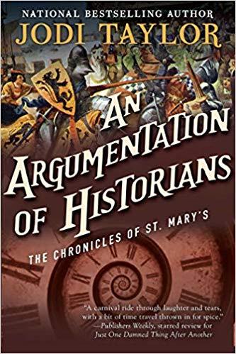 Couverture Les chroniques de St Mary's, tome 09