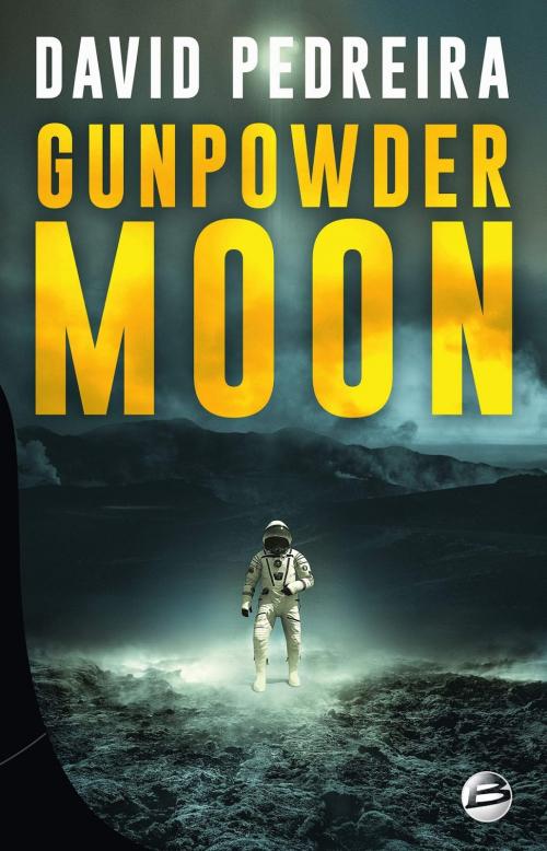 Couverture Gunpowder Moon
