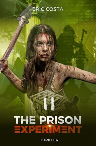 Couverture The prison experiment, tome 2