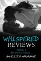 Couverture Whispered reviews, tome 1 : Harper & Knox Editions Autoédité 2019