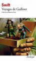 Couverture Les voyages de Gulliver Editions Folio  (Classique) 1976