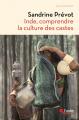 Couverture Inde : Comprendre la Culture des Castes Editions De l'aube (Poche) 2016