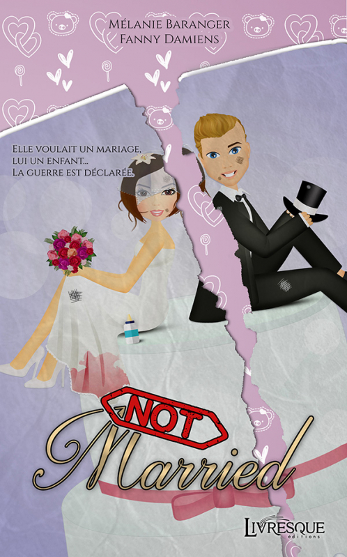 Couverture Not Married