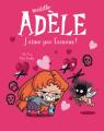 Couverture J'aime pas l'amour / J'aime pas l'amour ! Editions France Loisirs 2019