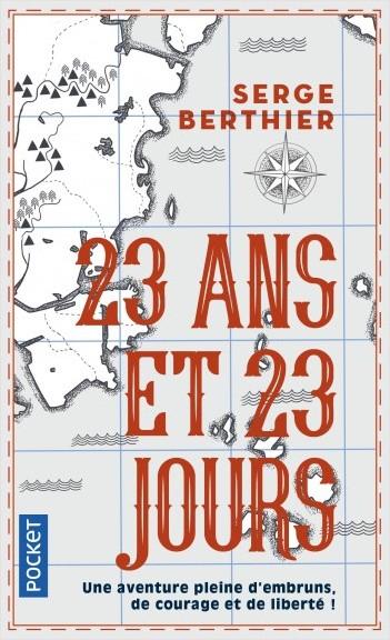 Couverture 23 ans et 23 jours