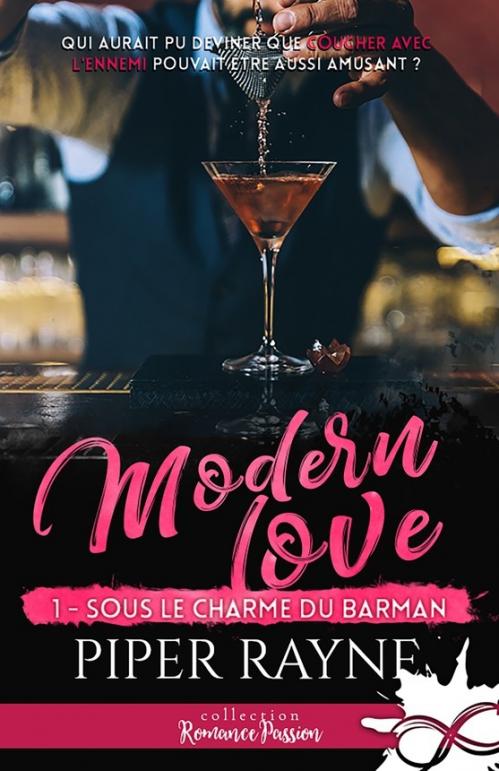 Couverture Modern Love, tome 1 : Sous le charme du barman