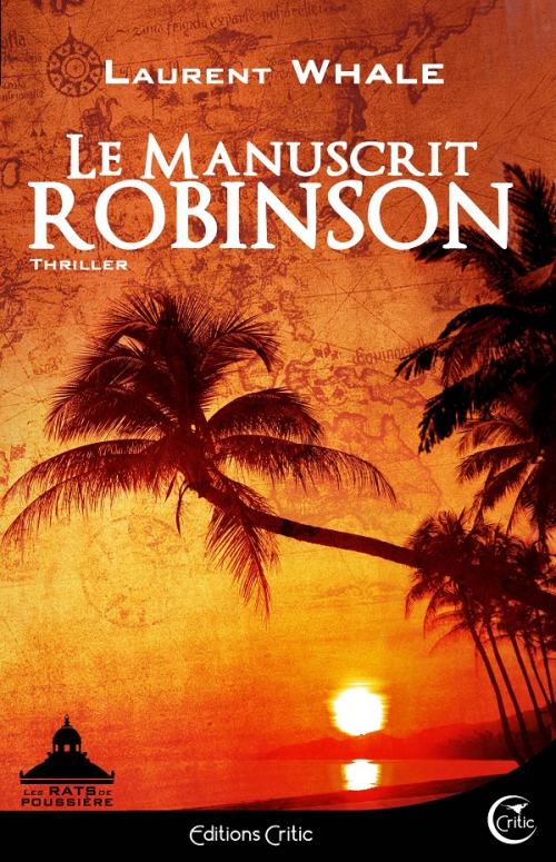 Couverture Le manuscrit Robinson