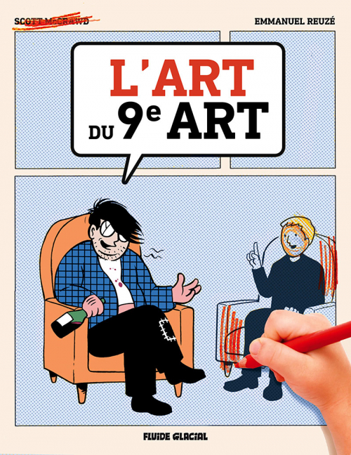 Couverture L'art du 9e art