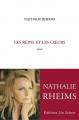 Couverture Les reins et les cœurs Editions Léo Scheer 2019