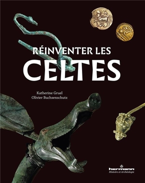 Couverture Réinventer les celtes