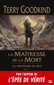 Couverture Les chroniques de Nicci, tome 1 : La maîtresse de la mort Editions Bragelonne (Fantasy) 2019