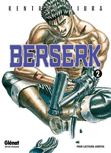 Couverture Berserk, tome 02