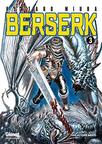 Couverture Berserk, tome 03
