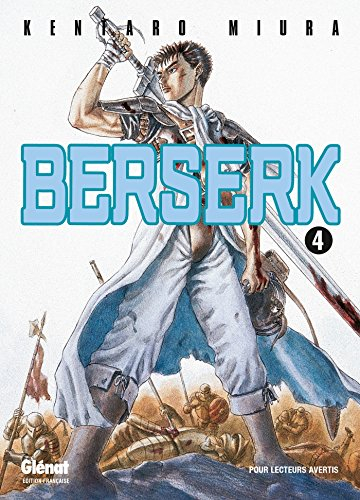 Couverture Berserk, tome 04