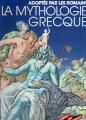 Couverture La mythologie grecque adoptée par les romains Editions Hatier (Le Grenier des merveilles) 1986