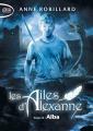 Couverture Les ailes d'Alexanne, tome 8 : Alba Editions Michel Lafon (Poche) 2019