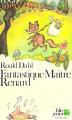 Couverture Fantastique maître Renard Editions Folio  (Junior) 1977
