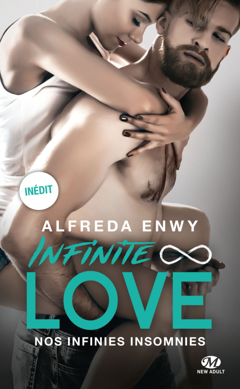Couverture Infinite love, tome 4 : Nos infinies insomnies