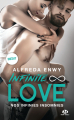 Couverture Infinite love, tome 4 : Nos infinies insomnies Editions Milady (Poche) 2019