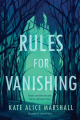 Couverture Rules for Vanishing Editions Walker Books 2019