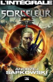 Couverture Sorceleur / The Witcher, intégrale Editions Bragelonne 2014