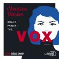 Couverture Vox Editions Lizzie 2019