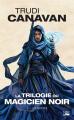 Couverture La trilogie du magicien noir, tome 2 : La novice Editions Bragelonne 2018