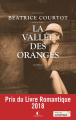 Couverture La vallée des oranges Editions Charleston 2019