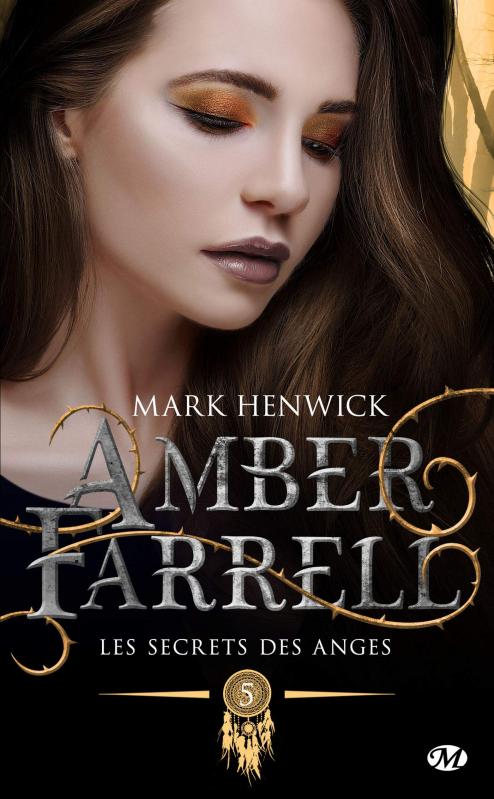 Couverture Amber Farrell, tome 5 : Les secrets des anges