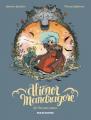 Couverture Aliénor Mandragore, tome 5 : Le Val sans retour Editions Rue de Sèvres 2019