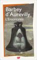 Couverture L'ensorcelée Editions Flammarion (GF) 2016