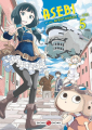 Couverture Asebi et les aventuriers du ciel, tome 5 Editions Doki Doki 2017