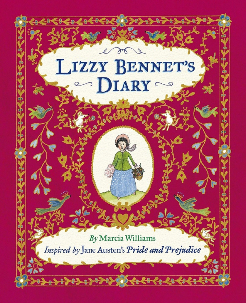 Couverture Lizzy Bennet's Diary